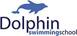 Dolphin Swimming School Logo